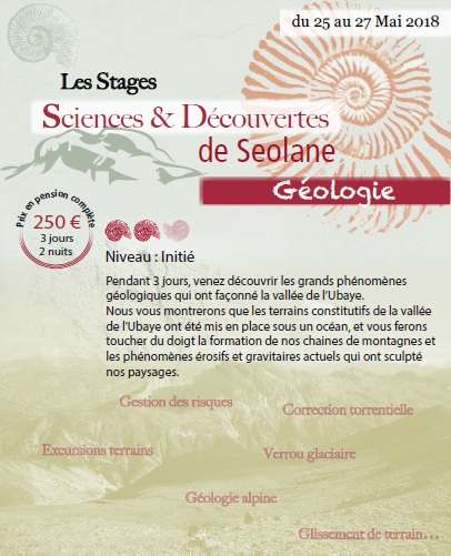 page sejour geol