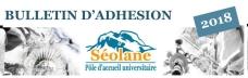 Bulletin d'adhesion Seolane 2018pub