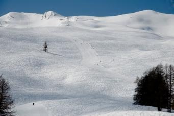 Ski de piste. Ubaye/ManuMolle