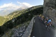 Cyclisme. Ubaye/ManuMolle